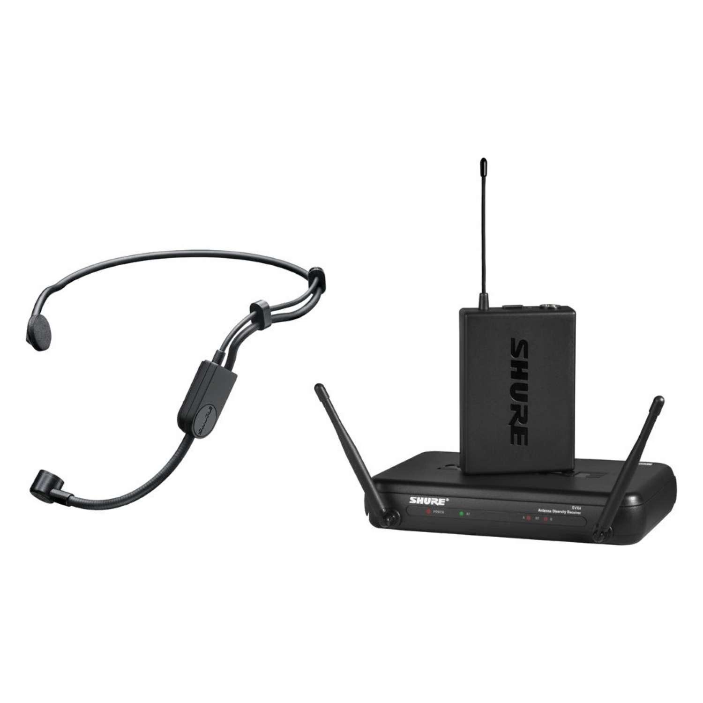 Shure SVX14/PGA31 Wireless Headworn Mic System (J9: 558-570MHz) 1