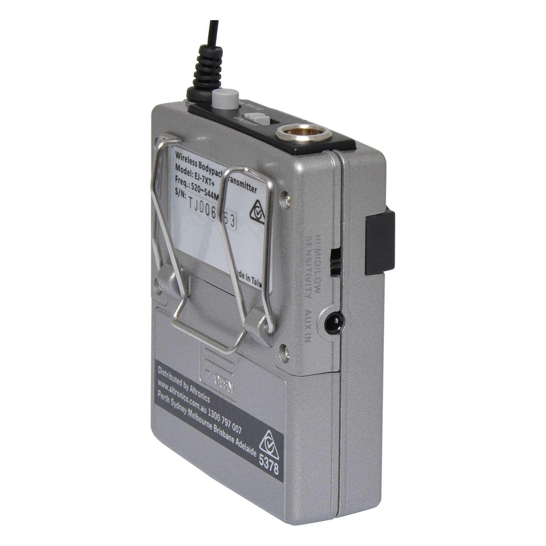 Okayo C7195C 520mHz Beltpack Transmitter 2