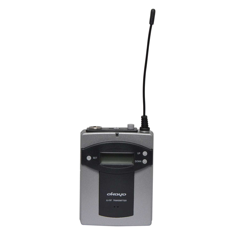 Okayo C7195C 520mHz Beltpack Transmitter 1