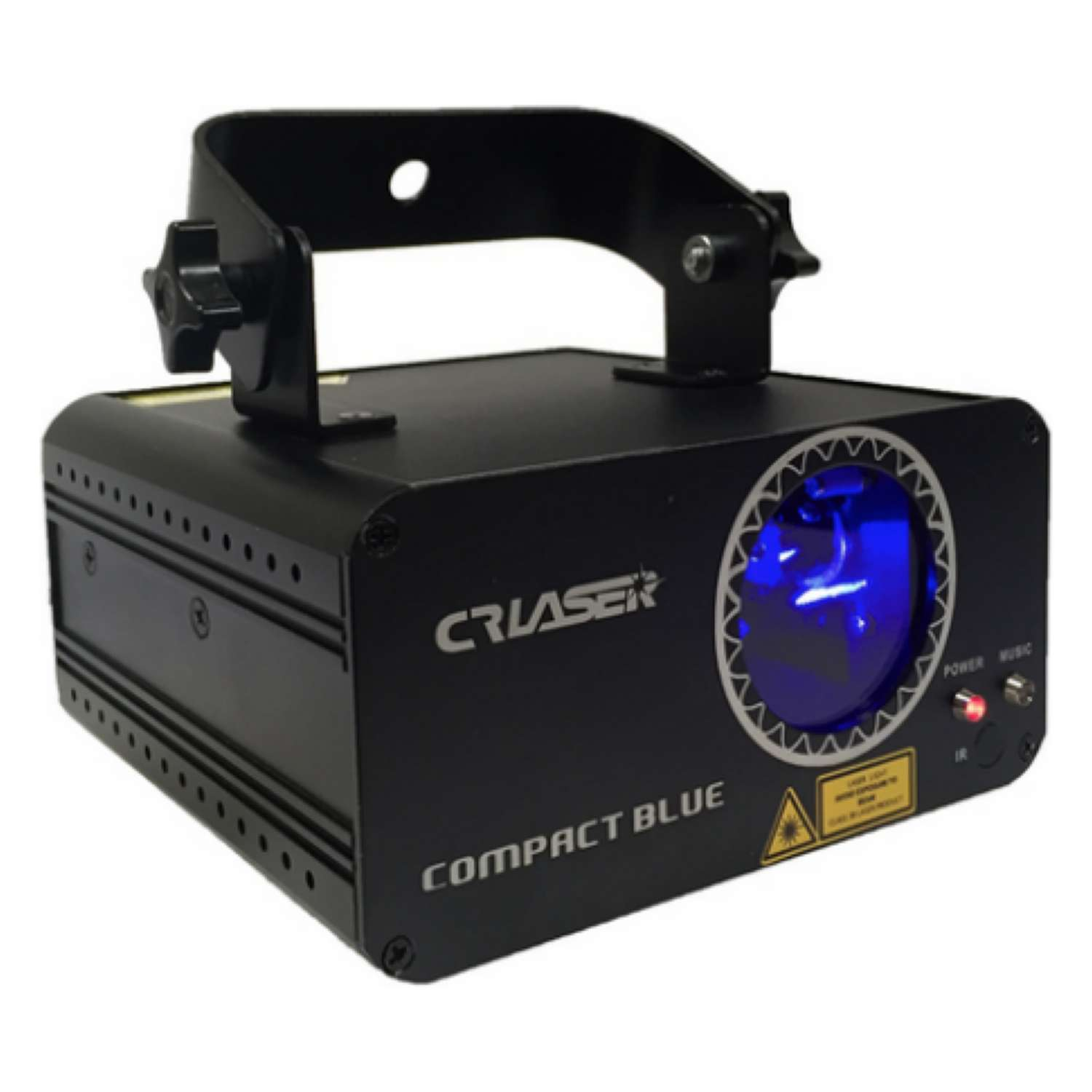 CR Laser Compact Blue 500mW Blue Laser With Remote 1