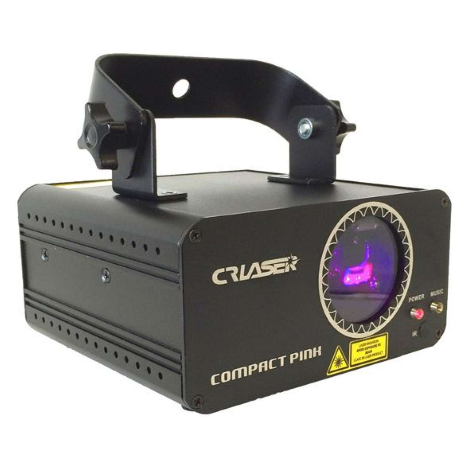 CR Laser Compact Pink 180mW Pink Laser With Remote 1