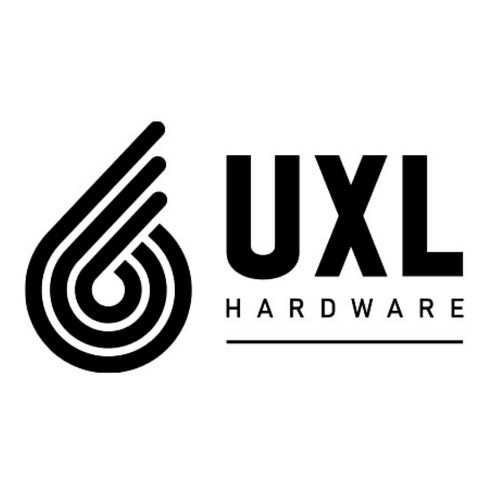 BJs Sound & Lighting - Brand UXL Logo Square Black