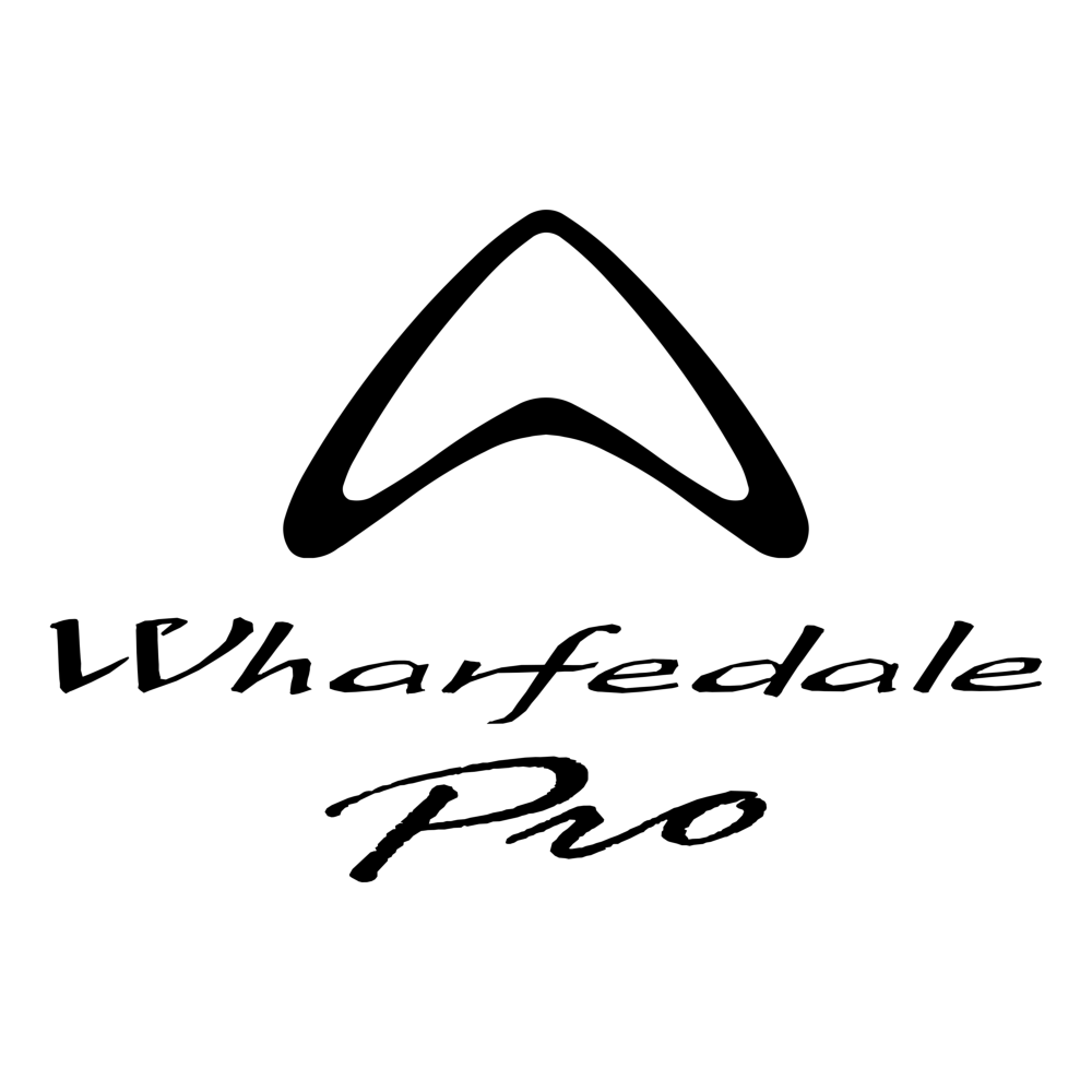 BJs Sound & Lighting - Brand Wharfedale Pro Logo Square Black