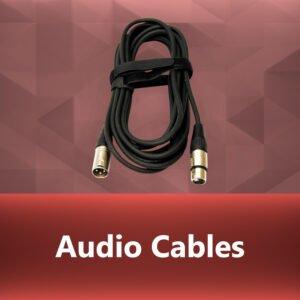 BJs Sound & Lighting - 0004 Audio Cables bjs web