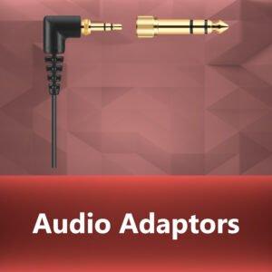 BJs Sound & Lighting - 0009 Audio Adaptors bjs web