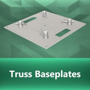 BJs Sound & Lighting - 0033 Truss Baseplates bjs web