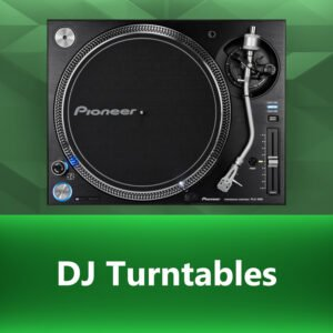 BJs Sound & Lighting - 0063 DJ Turntables bjs web