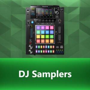 BJs Sound & Lighting - 0065 DJ Samplers bjs web