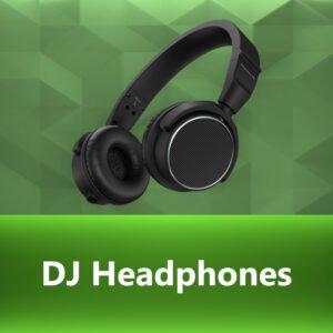 BJs Sound & Lighting - 0069 DJ Headphones bjs web