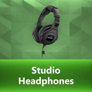 BJs Sound & Lighting - 0070 Studio Headphones bjs web
