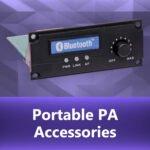 Portable PA Accessories