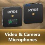 Video & Camera Microphones