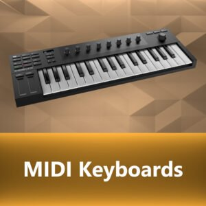 BJs Sound & Lighting - 0127 MIDI Keyboards bjs web
