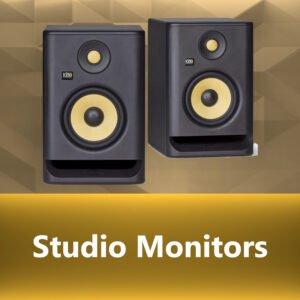 BJs Sound & Lighting - 0129 Studio Monitors bjs web