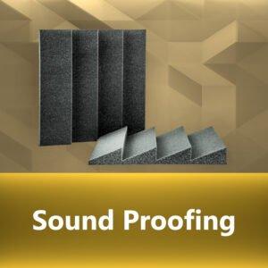 BJs Sound & Lighting - 0130 Sound Proofing bjs web