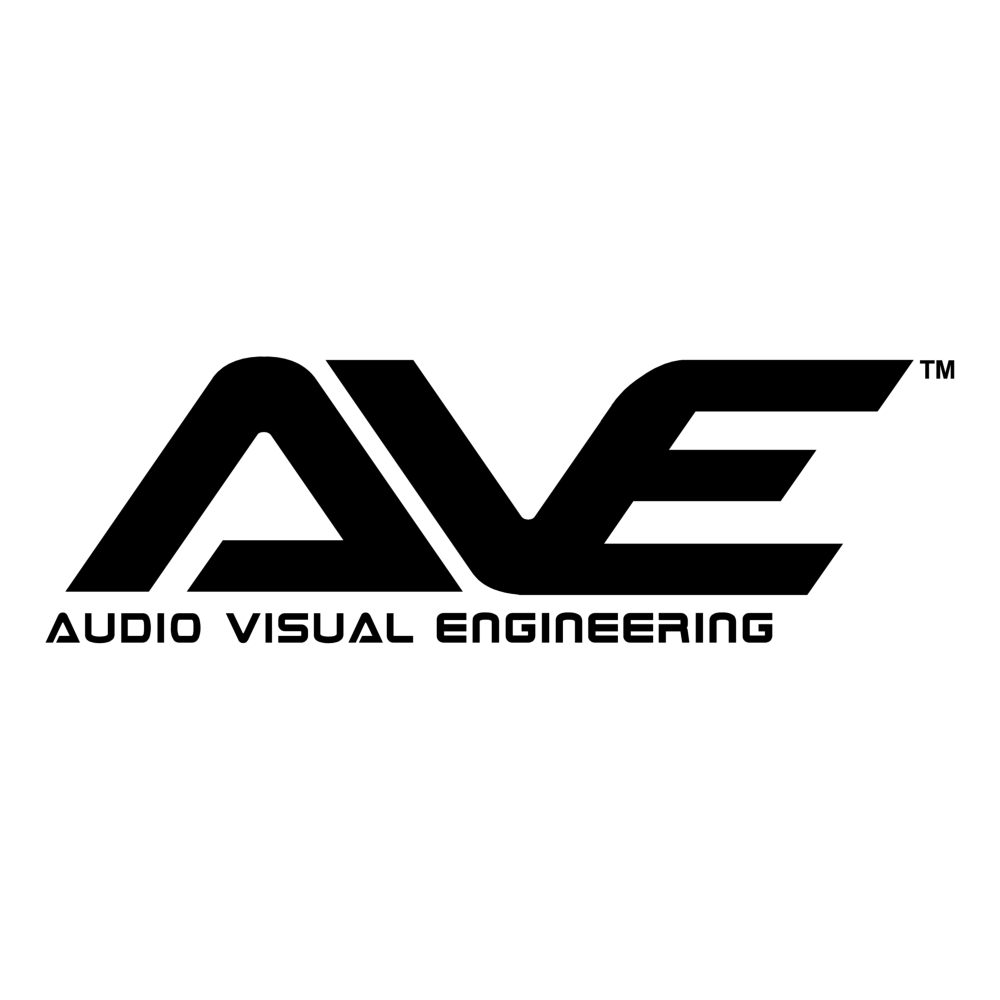 BJs Sound & Lighting - Brand AVElogo Logo Square Black