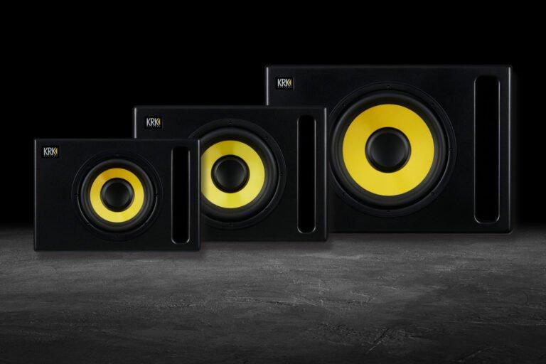 BJs Sound & Lighting - KRK S4 Back bjs web scaled