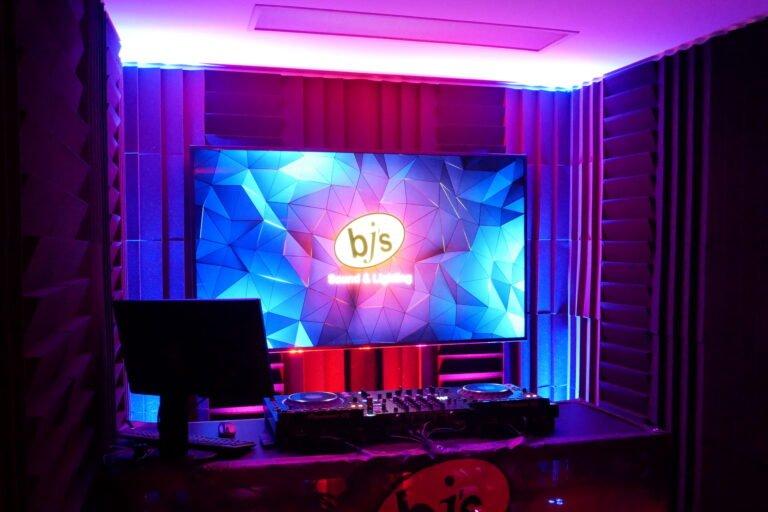 BJs Sound & Lighting - DJ Studio BNE 3 Web