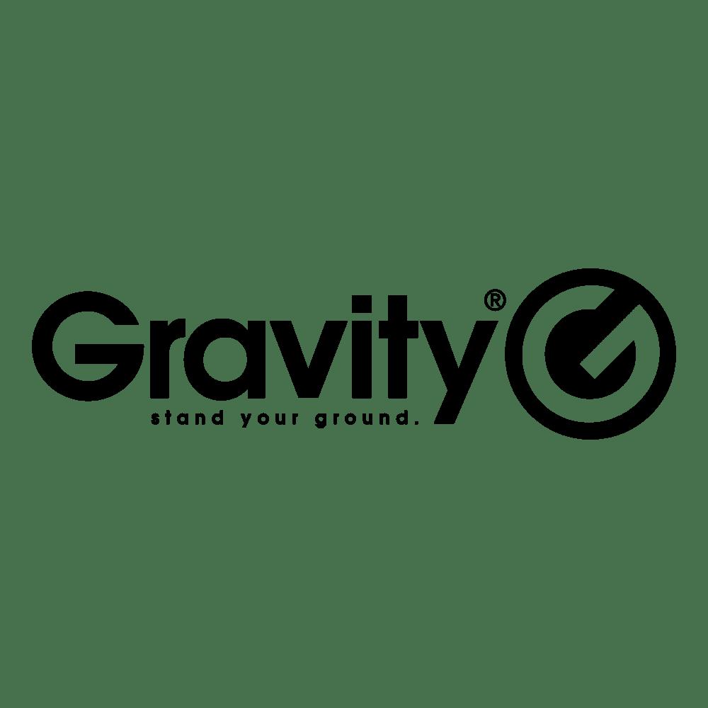 BJs Sound & Lighting - Brand Gravity Logo Square Black