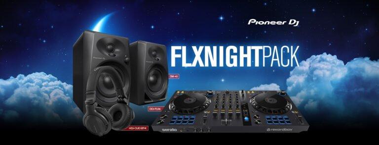 Pioneer DJ FLX Night Pack