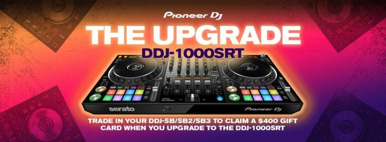 Pioneer DJ The Upgrade